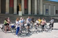 Munich Super Saver: Bike Tour plus Bavarian Food Walking Tour