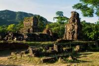 My Son Sanctuary Half-Day Tour from Hoi An