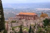 Mystras Byzantine Town Day Trip
