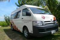 Nadi Arrival Shared Transfer: Airport to Hotel