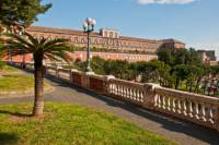Naples Shore Excursion: Naples City and Pompeii Half Day Sightseeing Tour