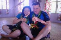 Natadola Beach Tour with Veisabasaba Village And School Visit