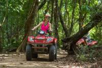 Native's Park ATV Adventure Tour from Cancun Including Cenote Swim