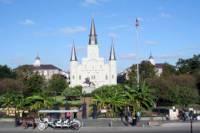 New Orleans City Bus Tour