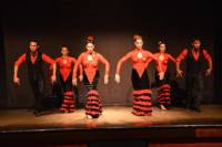 New Year's Eve Party and Flamenco Show in Barcelona