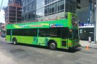 New York City 3-Day Hop-On Hop-Off Bus Pass