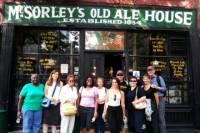 New York City Off the Beaten Path Walking Tour Including Irish Pub Visit