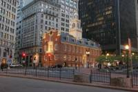New York to Boston Day Trip by Rail
