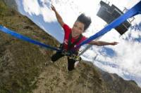 New Zealand's Biggest Swing: Nevis Swing Queenstown