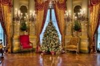 Newport Mansions at Christmas: The Breakers and Marble House