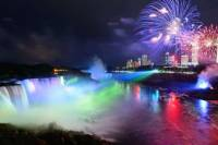 Niagara Falls Evening Tour from Toronto