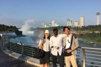 Niagara Falls Sightseeing Tour with Lunch at Hard Rock Cafe