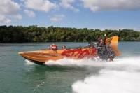 Niagara River Spin Boat Tour