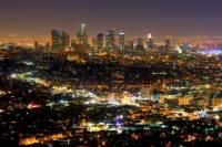 Night City Lights Tour from Anaheim