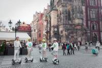 NineBot Scooter Grand City Tour in Prague
