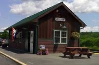 North End Local Scenic Train Ride: North Creek to Thurman