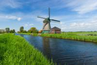 North Holland Day Trip from Amsterdam Including Enclosing Dike