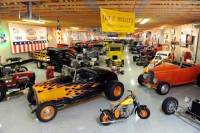 Nostalgia Street Rods Museum Admission and Optional VIP Tour