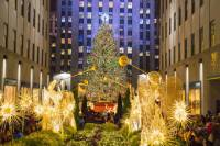 NYC Tree Lighting Gala at Rockefeller Center
