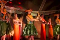 Oahu Luau and Dinner at Nutridge Estate in Honolulu