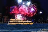 Oahu New Year's Eve Fireworks Cruise