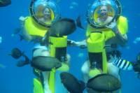 Oahu Submarine Scooter Adventure