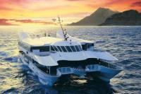 Oahu Sunset Dinner Cruise - Buffet