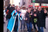 Off-Broadway Walking Tour