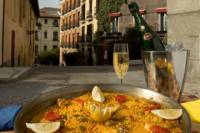 Old Town Madrid Gourmet Tapas and Wine Tasting Walking Tour