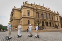 Old Town NineBot Scooter Tour in Prague
