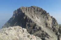 Olympus Hiking from Prionia to Mytikas 2918 meters