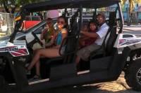 Open-Top 4X4 Jeep Rental in Nassau