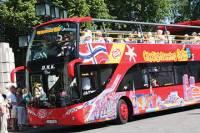 Oslo City Hop-On Hop-Off Tour