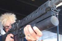 Outdoor Shooting Experience in Las Vegas