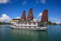 Overnight Halong Bay Cruise on the Paloma with Optional Hanoi Transfer