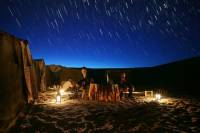 Overnight Private Tour to Atlas Mountains with Desert Camp from Marrakech