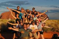 Overnight Uluru (Ayers Rock) Camping Tour Including Uluru Sunrise and Sunset Experience and Kata Tjuta