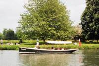 Oxford Sightseeing River Cruise Along The University Regatta Course