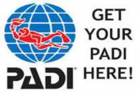 PADI 3 Day Open Water Course