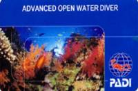 PADI Advanced Open Water Course Sharm el Sheikh