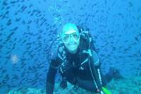 PADI Discover Scuba Diving Including Lunch at Isola Bella