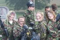 Paintballing in Herefordshire