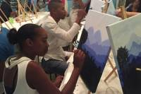 Painters Delight Art Excursion from Montego Bay