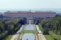 Palace of Caserta and La Reggia Shopping Day Trip from Naples