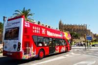 Palma de Mallorca Shore Excursion: Palma de Mallorca City Hop-on Hop-off Tour