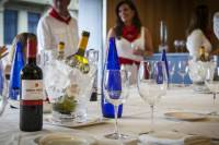 Pamplona Cuadrilla Dinner and Rooftop Fireworks Party
