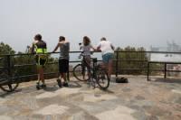 Panoramic Guided Bike Tour in Malaga
