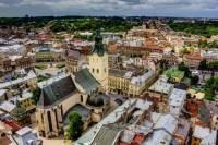 Panoramic Lviv Private City Tour