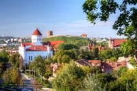Panoramic Vilnius walking tour