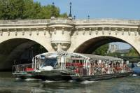 Paris 1 Hour Skip-The-Line Seine River Cruise Tour